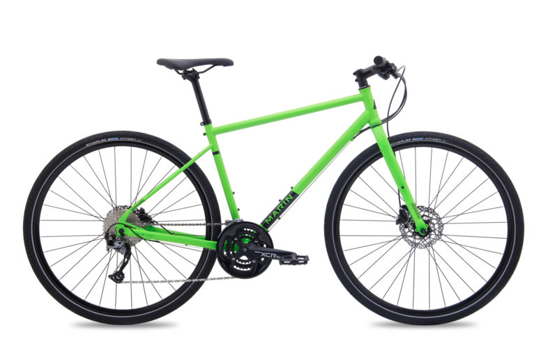 2018 Muirwoods 29er Satin Green £550
