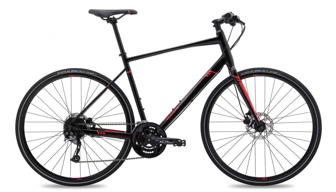 2017 Marin Fairfax SC3 £650
