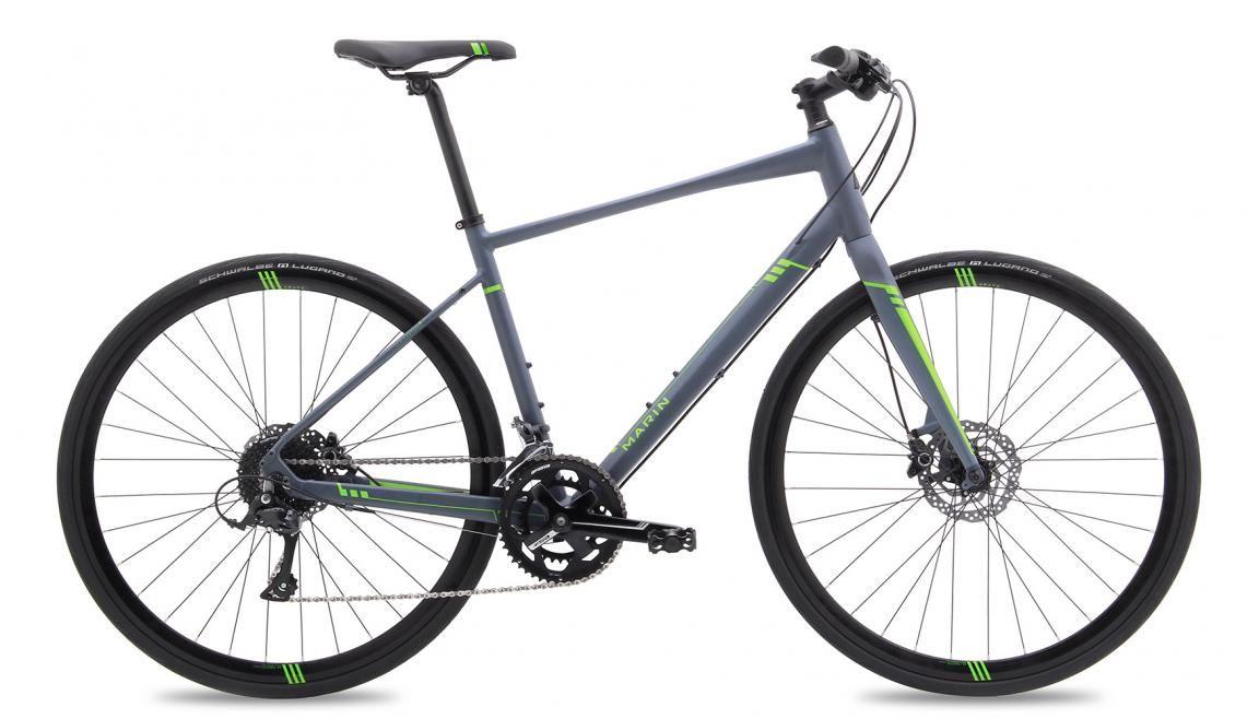 2017 Marin Fairfax SC4 £799.99