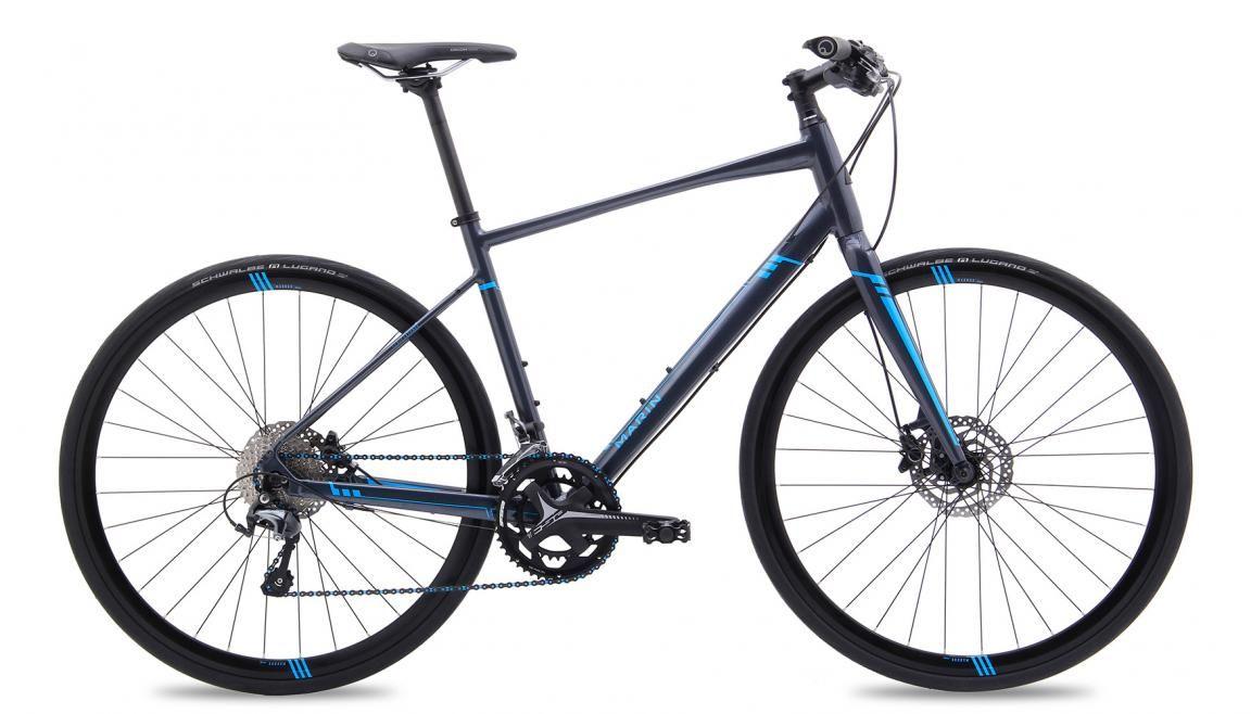 2017 Marin Fairfax SC5 £1099.99