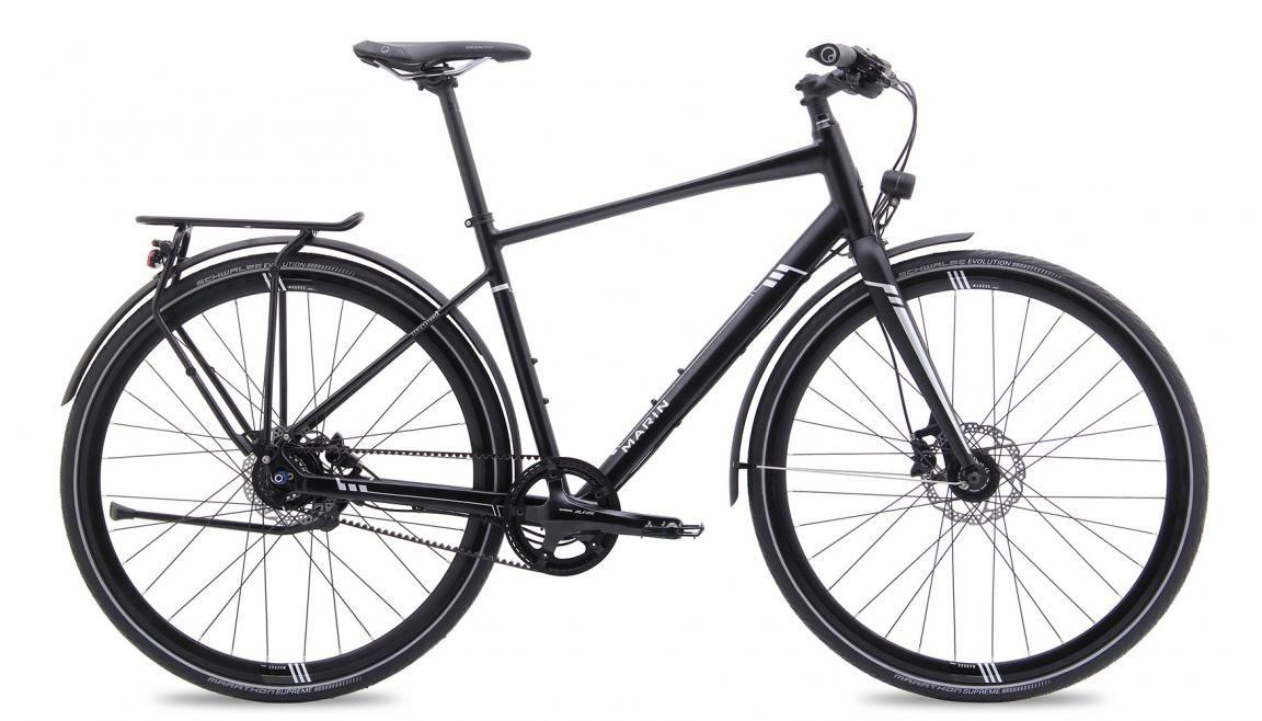2017 Marin Fairfax SC6 DLX £1799.99