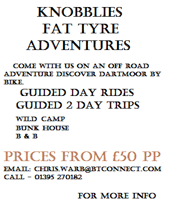 fat tyre adventure poster