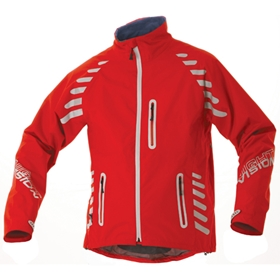 fantastic jacket, loads of reflective and other neat features