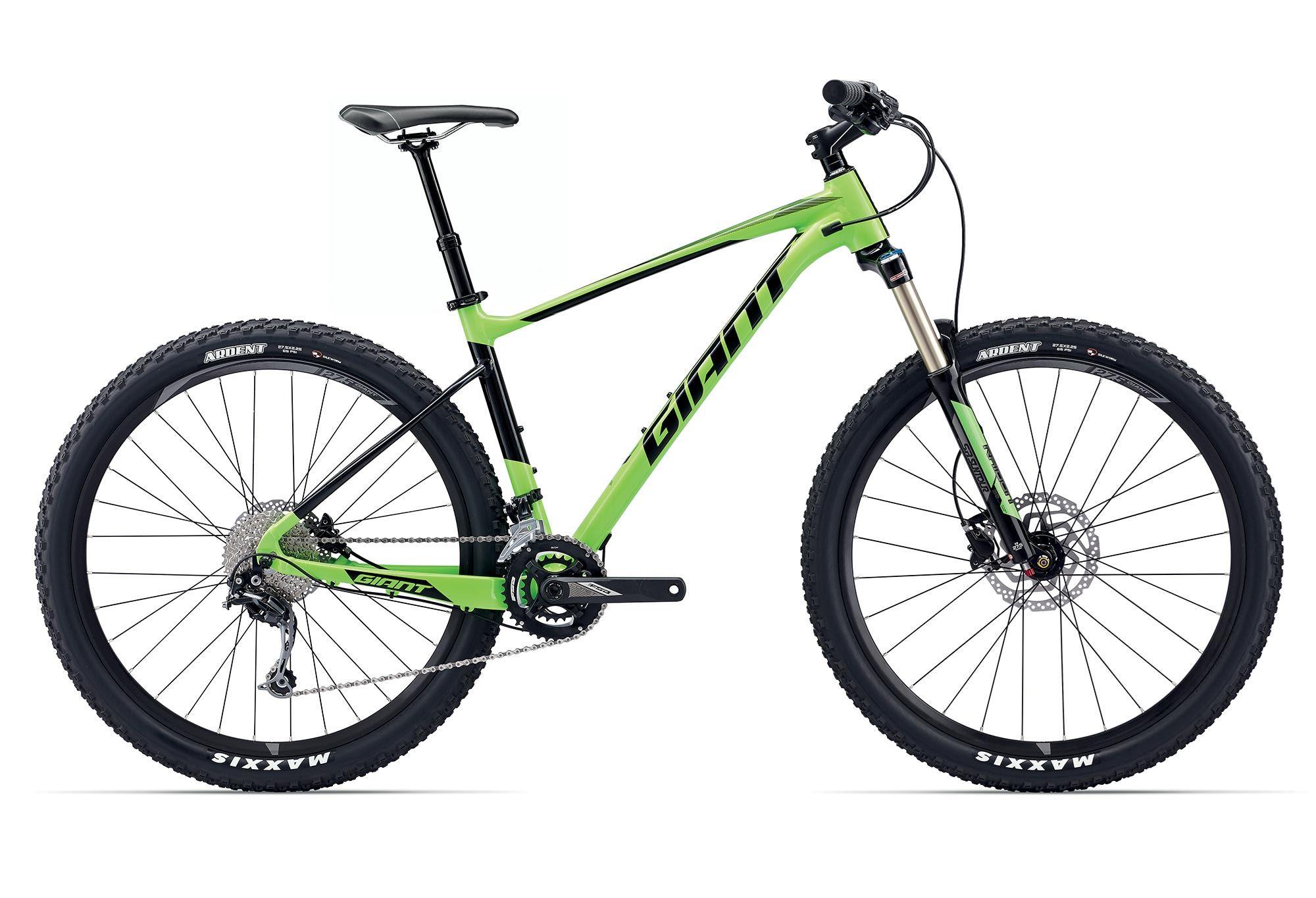2017 Giant Fathom 2 £799