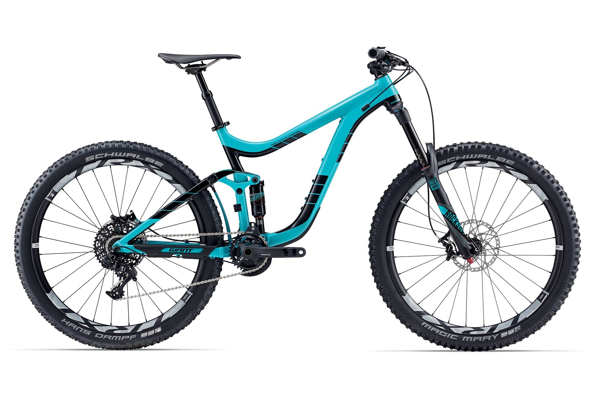 2017 Giant Reign 1 £3999