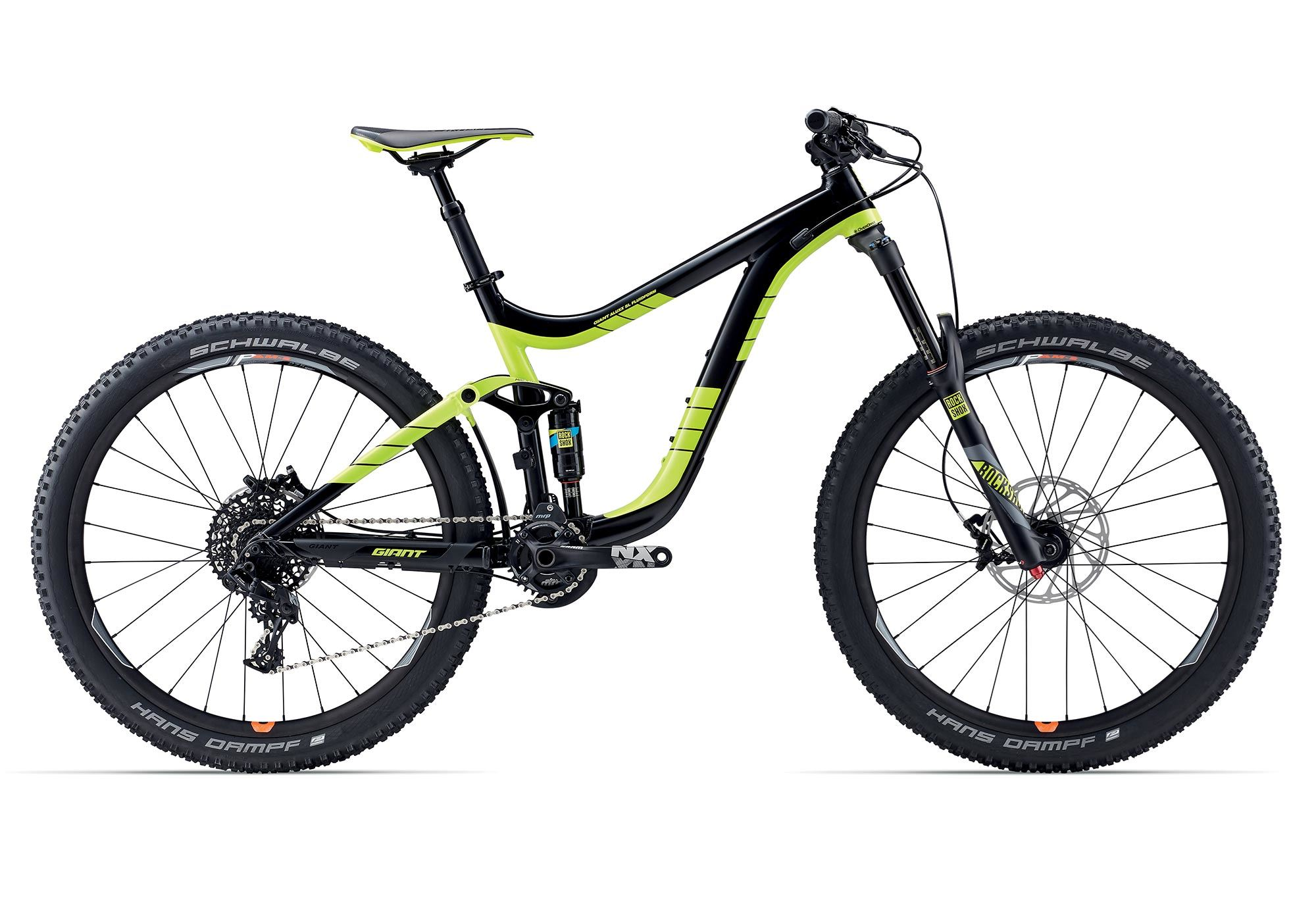 2017 Giant Reign 2 £2499