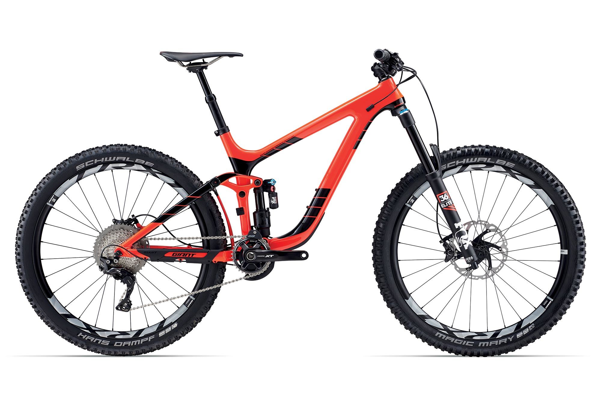 2017 Giant Reign Advanced 1 £4249