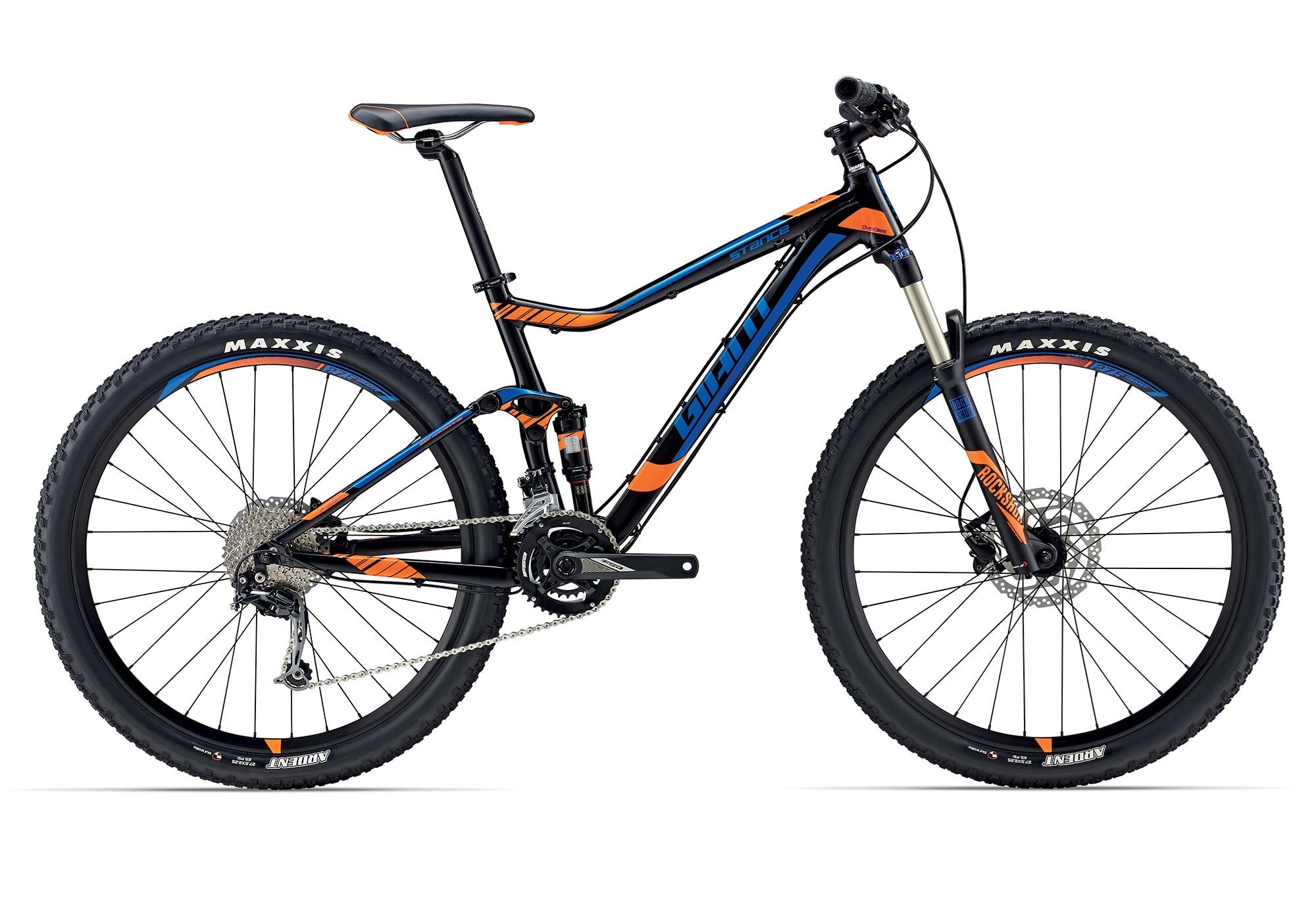 2017 Giant Stance £1149