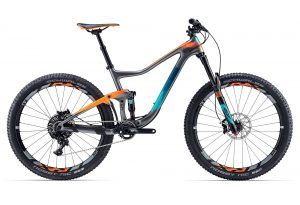 2017 Giant Trance Advanced 2 £3399