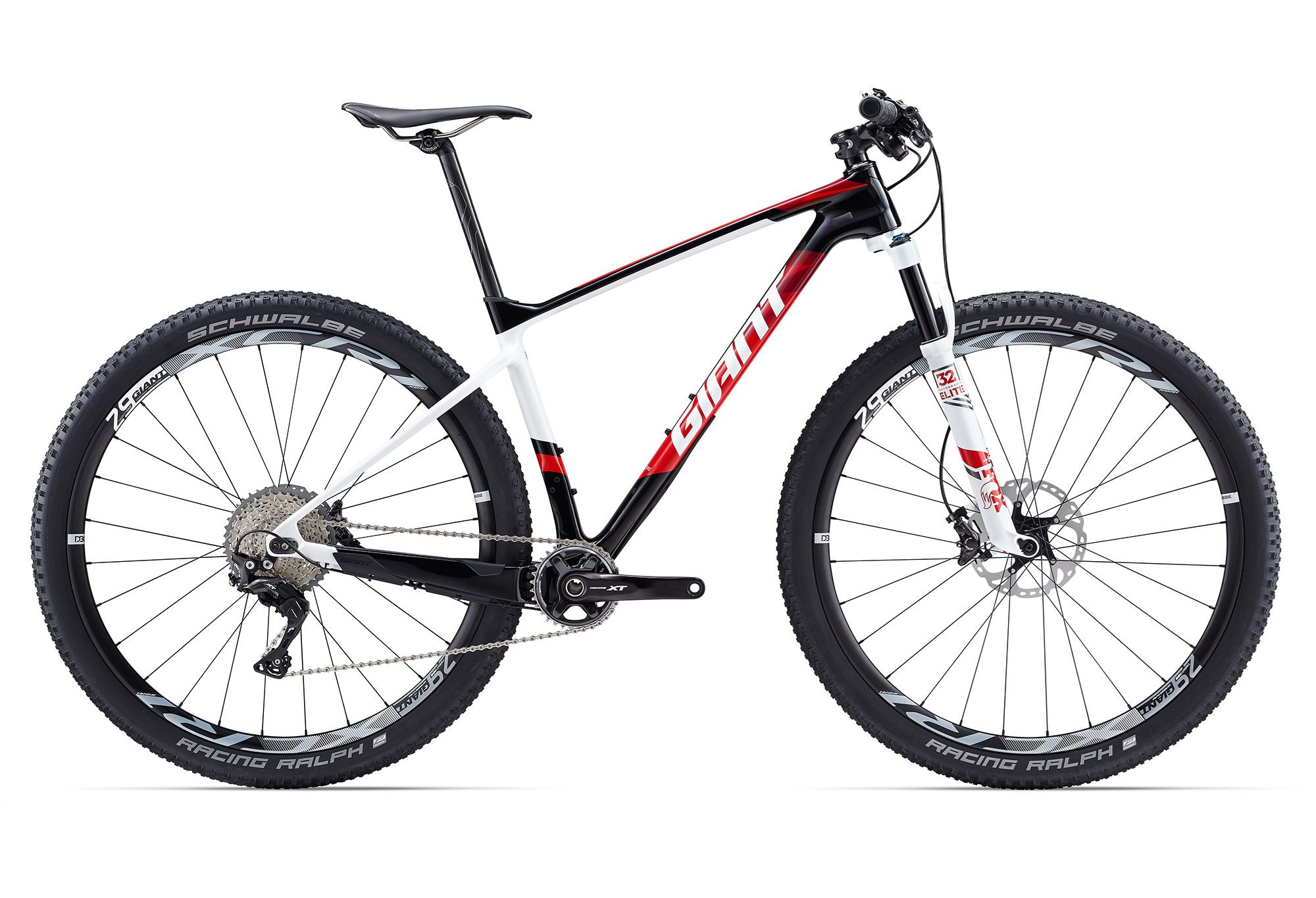 2017 Giant XTC Advanced 29er 1 £3249