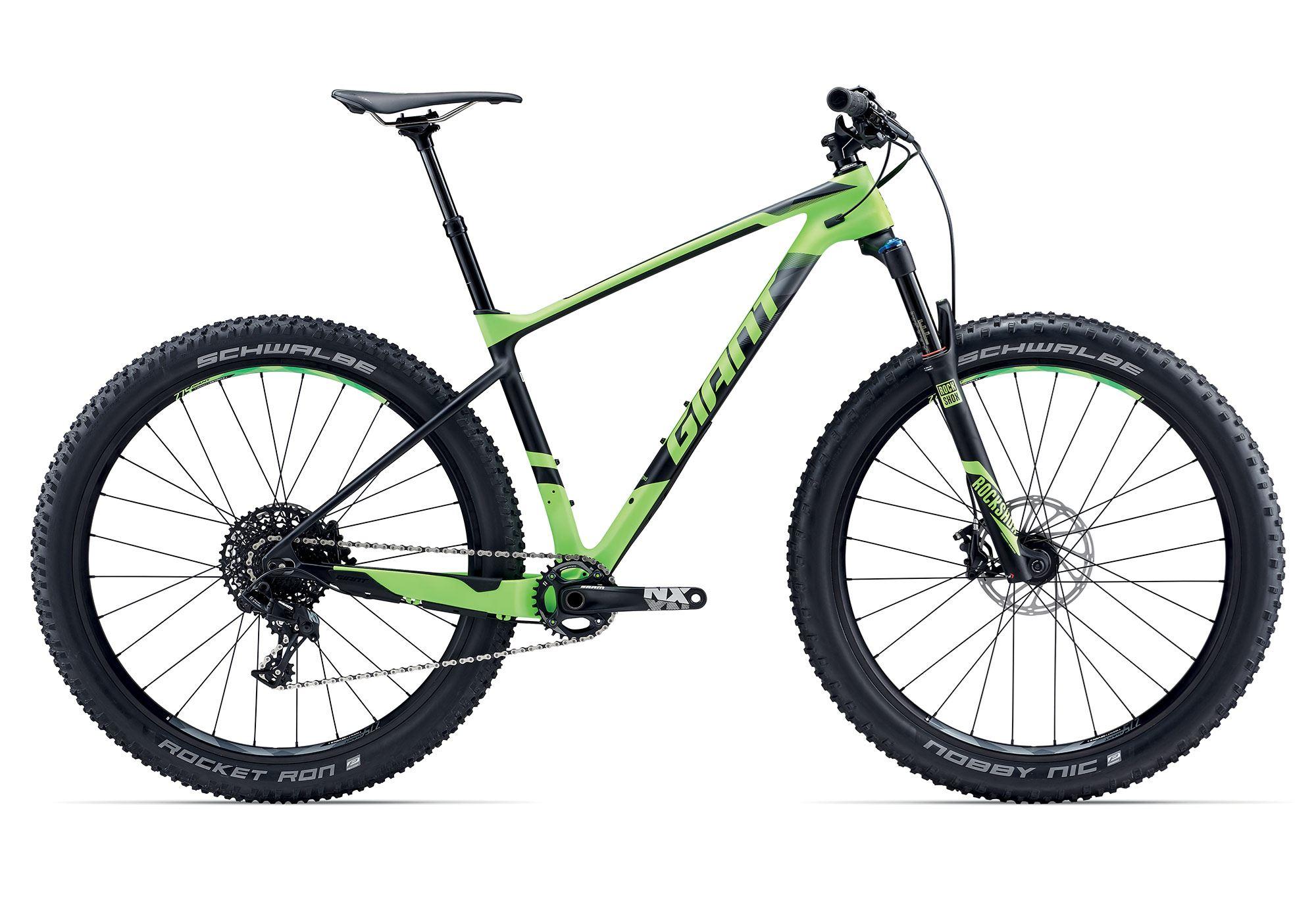 2017 Giant XTC Advanced +2 £2299
