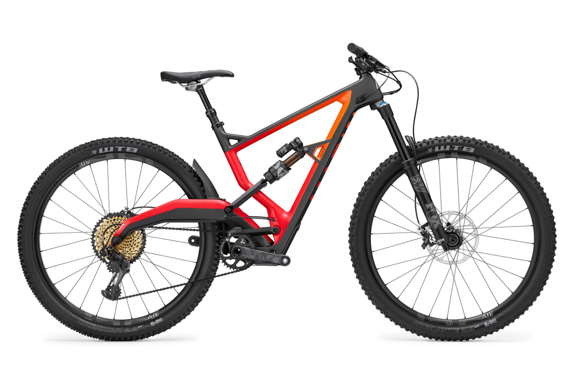 2018 Marin Wolf Ridge Pro £7750