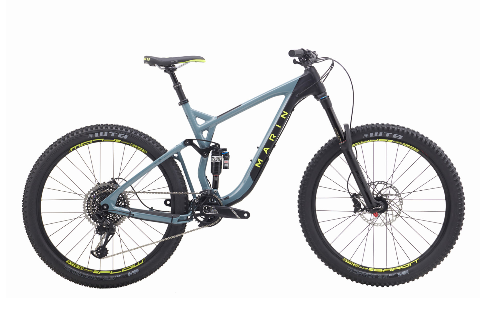 2018 Attack Trail 8 £3000