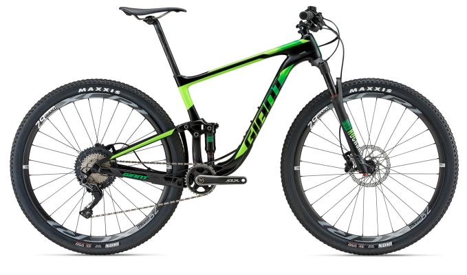 2018 Anthem Advanced 29er 1 £3449