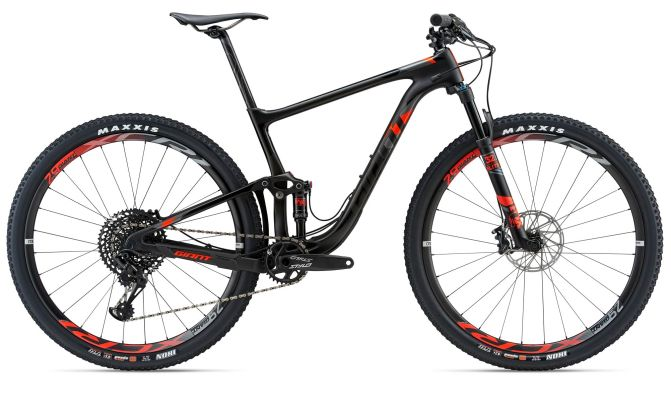 2018 Anthem Advanced Pro 29er 1 £4249