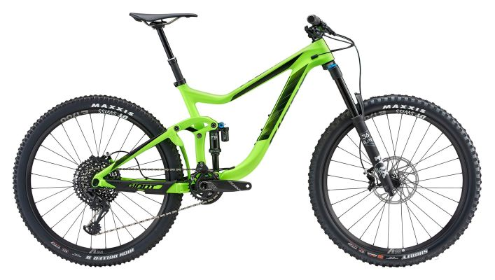 2018 Reign Advanced 1 £4699