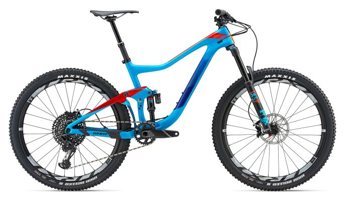 2018 Trance Advanced 1 £4299