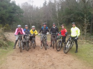 Woodbury Common rides