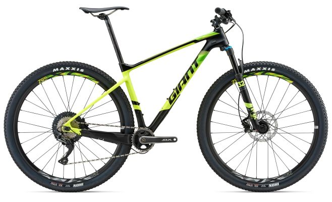 2018 XTC Advanced 29er 2 £2499