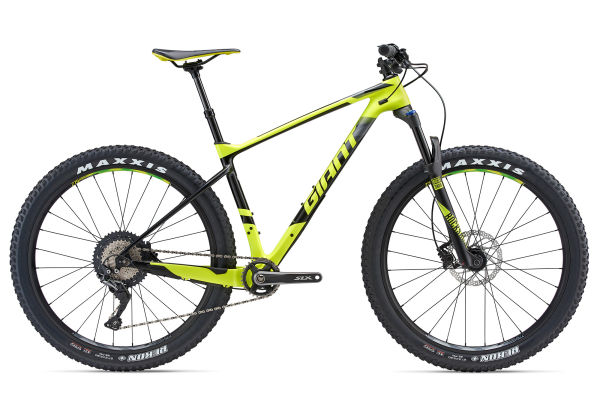 2018 XTC Advanced 27.5+ 2