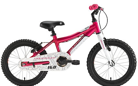 Adventure 160 girls 16″ wheel mountain bike £129.99