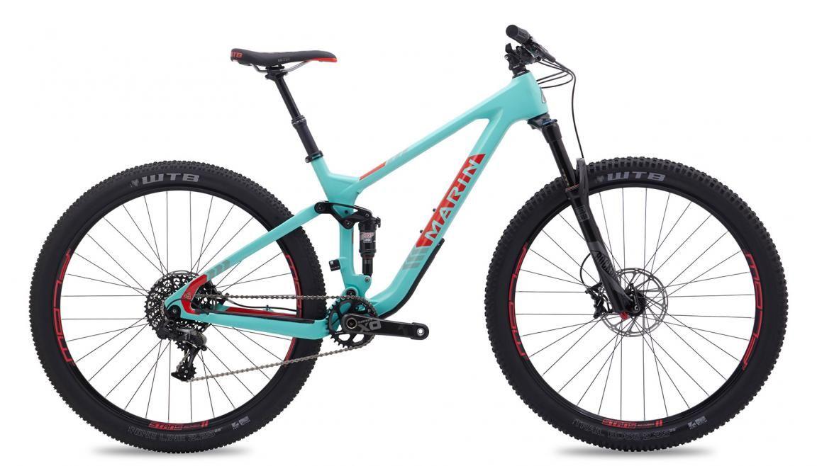 2017 Rift Zone Pro £4999