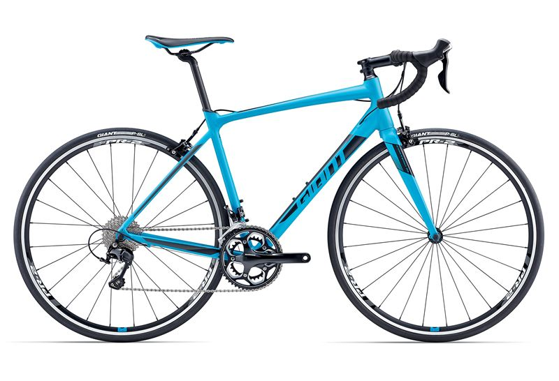 2017 Giant Contend SL 1 £999