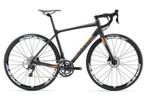 2017 Giant Contend SL 1 Disc £1149