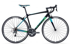 2017 Giant Contend SL 2 £849