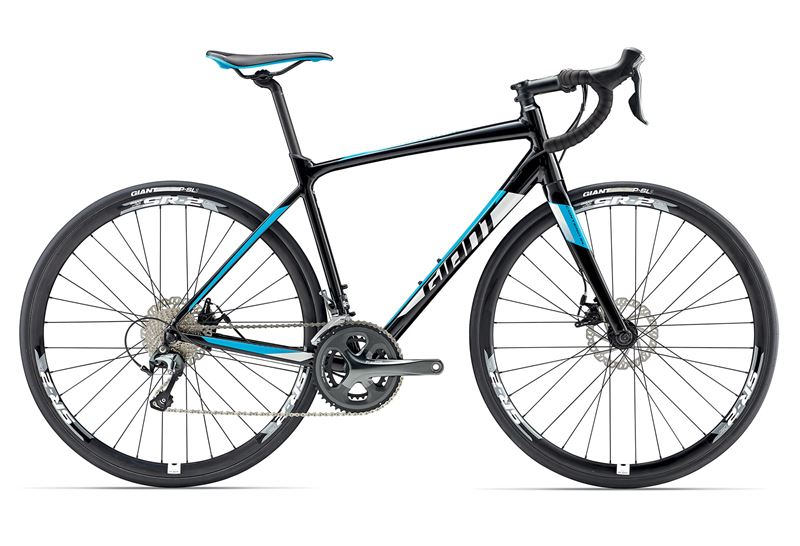 2017 Giant Contend SL 2 Disc £999