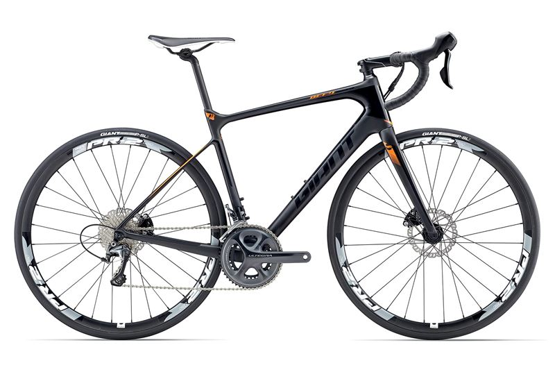 2017 Giant Defy Advanced 1 £1999