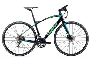 2017 Giant Fast Road CoMax £1299