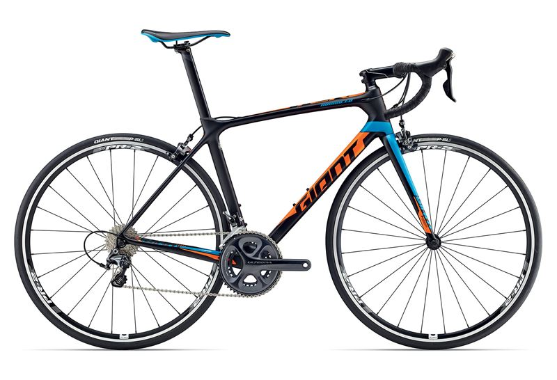 2017 Giant TCR Advanced 1 £1775
