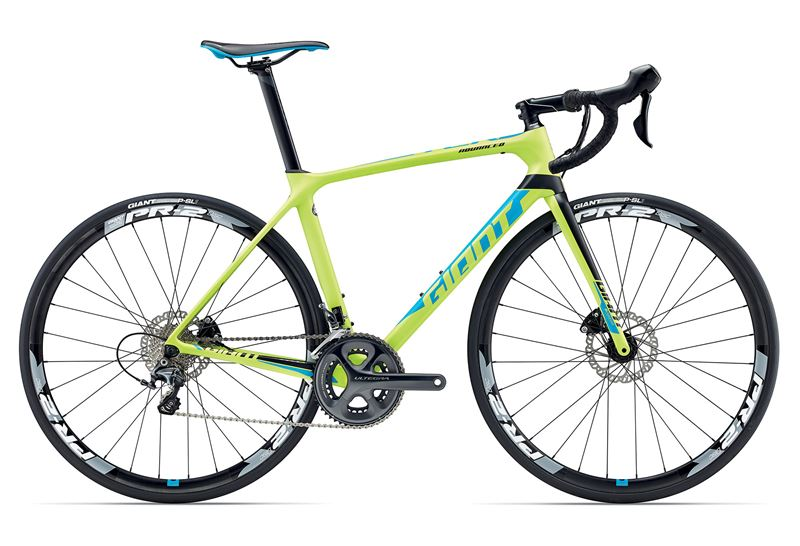 2017 Giant TCR Advanced 1 Disc £1999