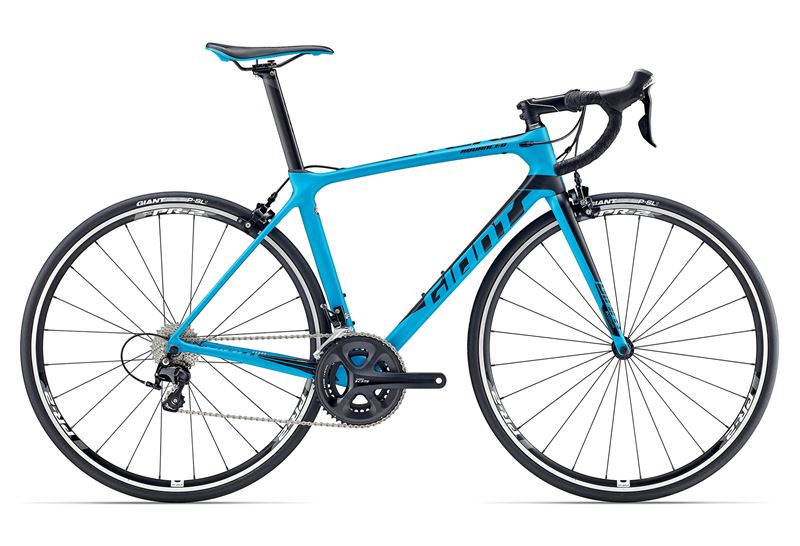 2017 Giant TCR Advanced 2 £1399