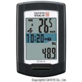 gps technology for the masses, share rides on Strava etc. Also look at the Stealth 50 for cadence and heart rate compatibility.