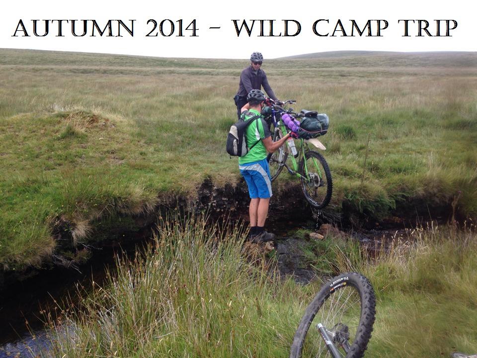 dartmoor wild camp 1