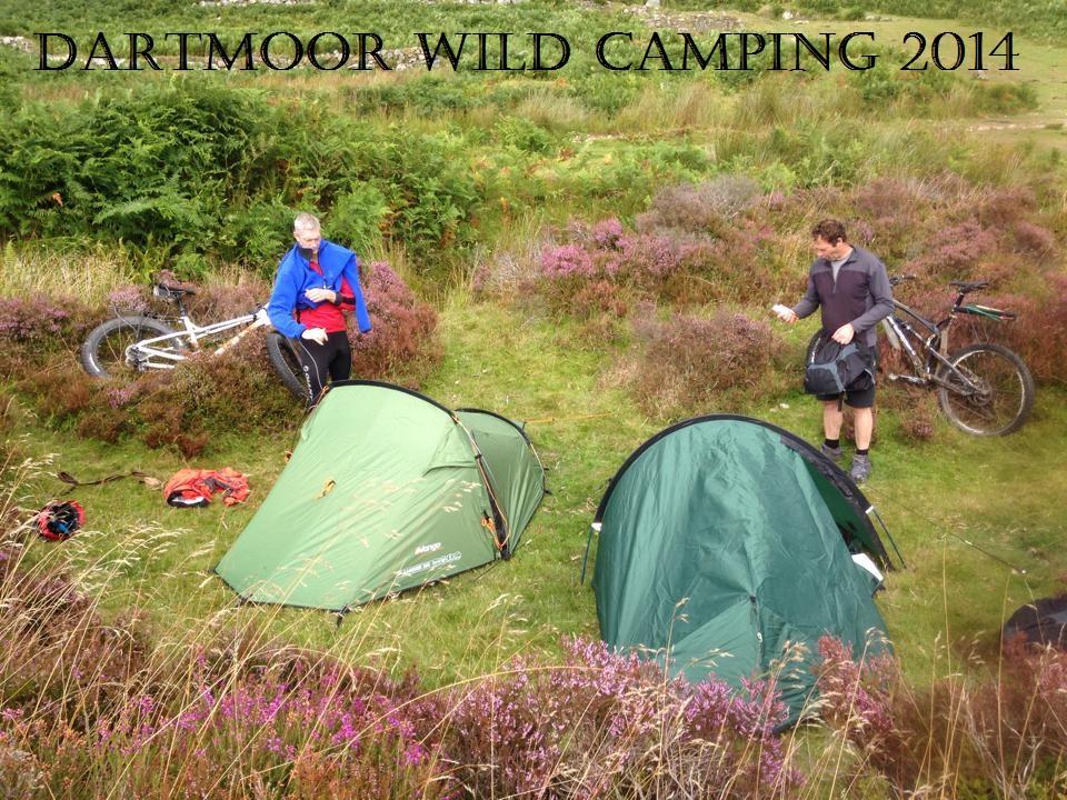 dartmoor wild camp 2