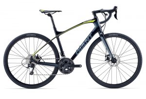 2017 Giant AnyRoad CoMax £1675