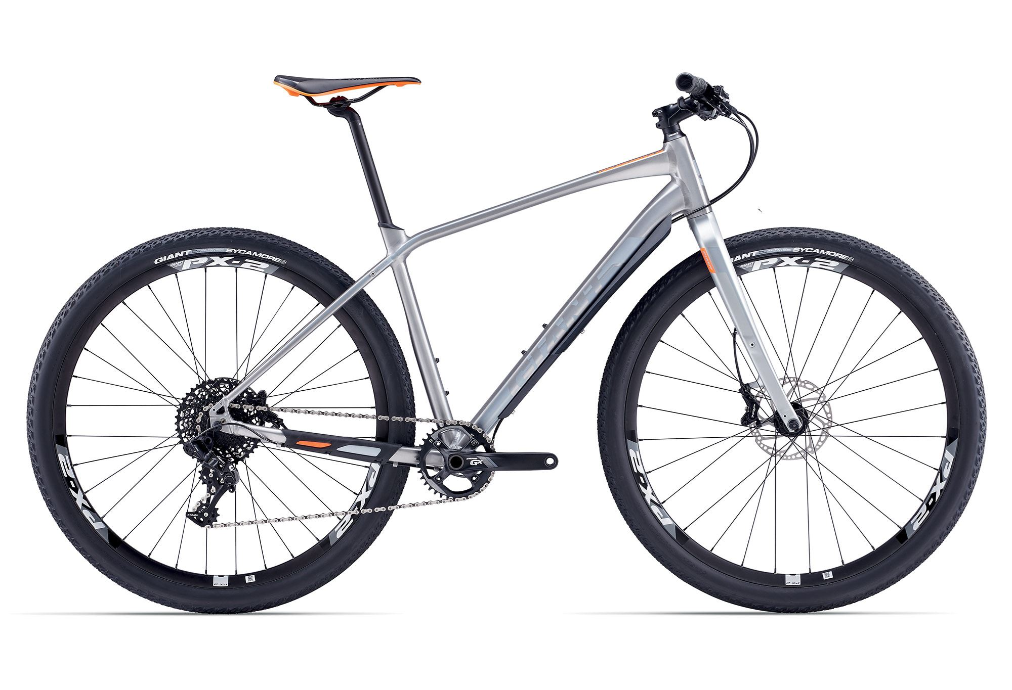 2017 Giant ToughRoad SLR 0 £1199