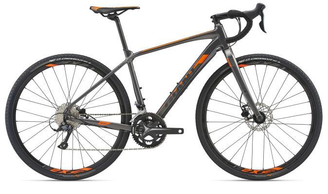 2018 ToughRoad SLR GX 2 £1099