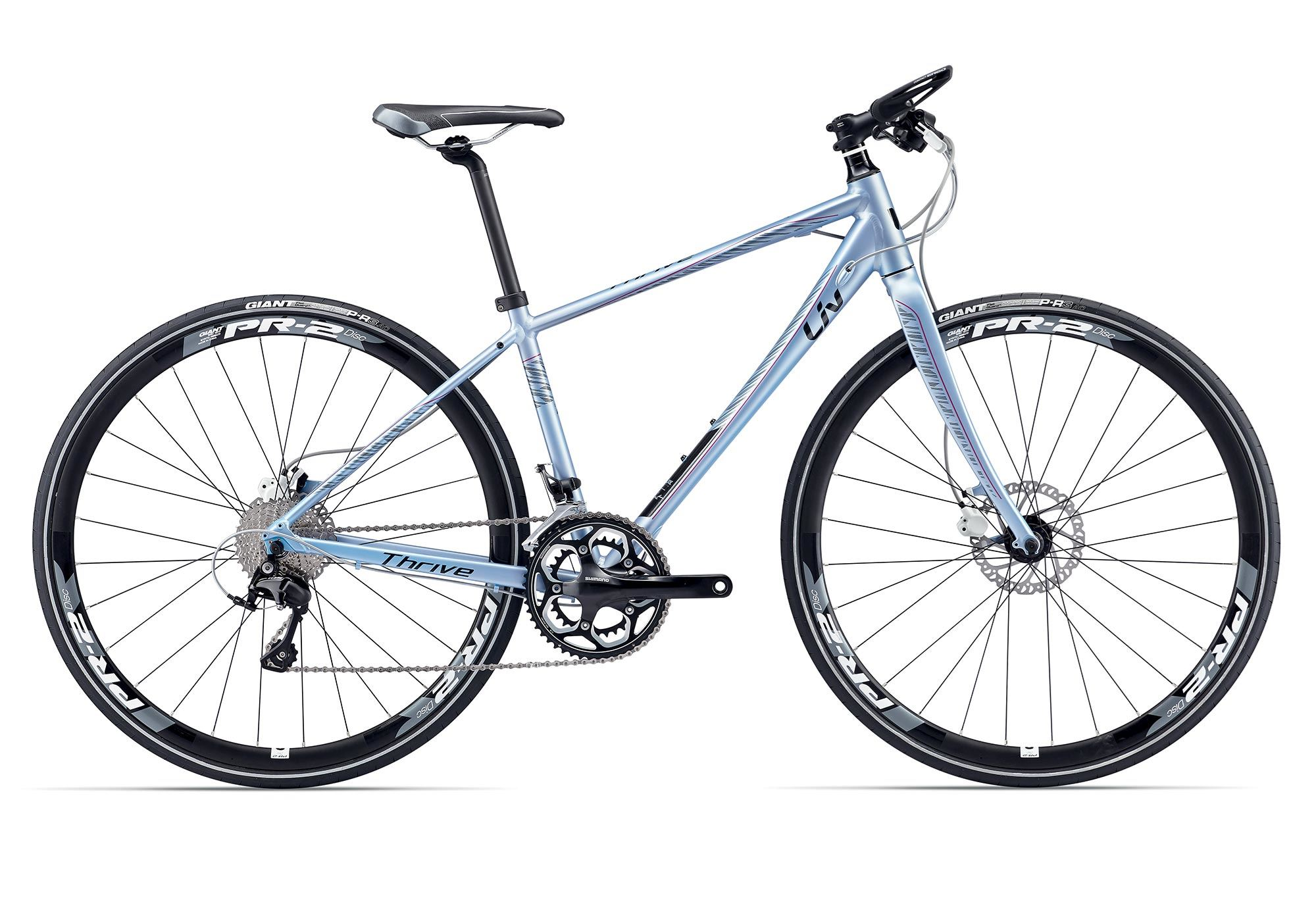 2017 Liv Thrive 0 Disc £999