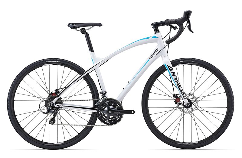 2016 Giant Anyroad 2 £699