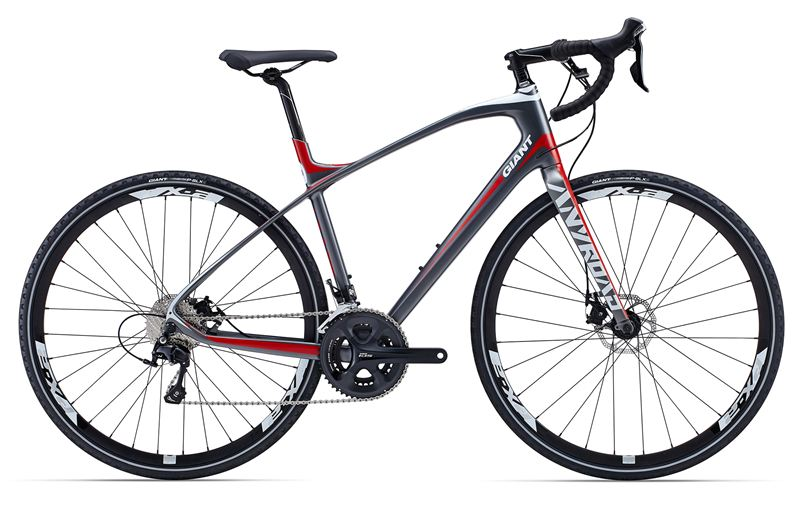 2016 Giant Anyroad CoMax £1399