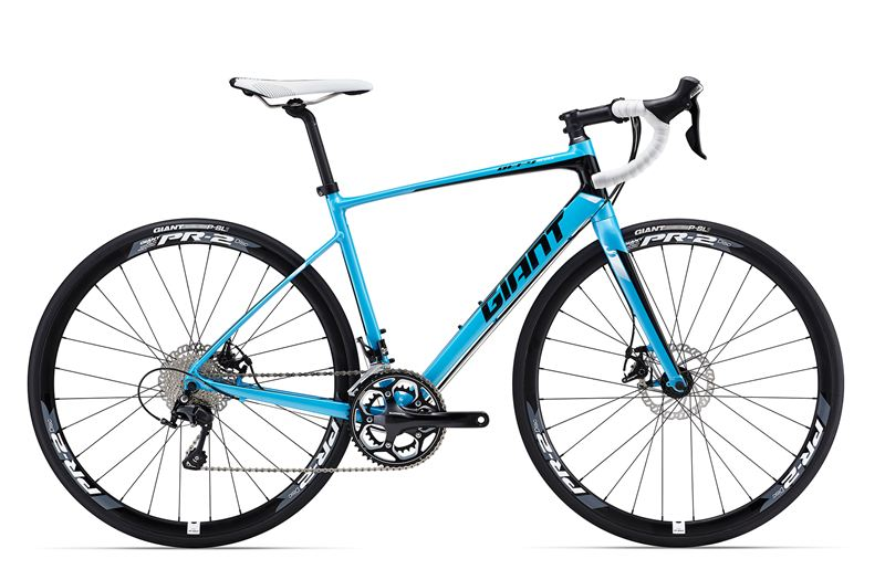 2016 Giant Defy Disc 1 £999