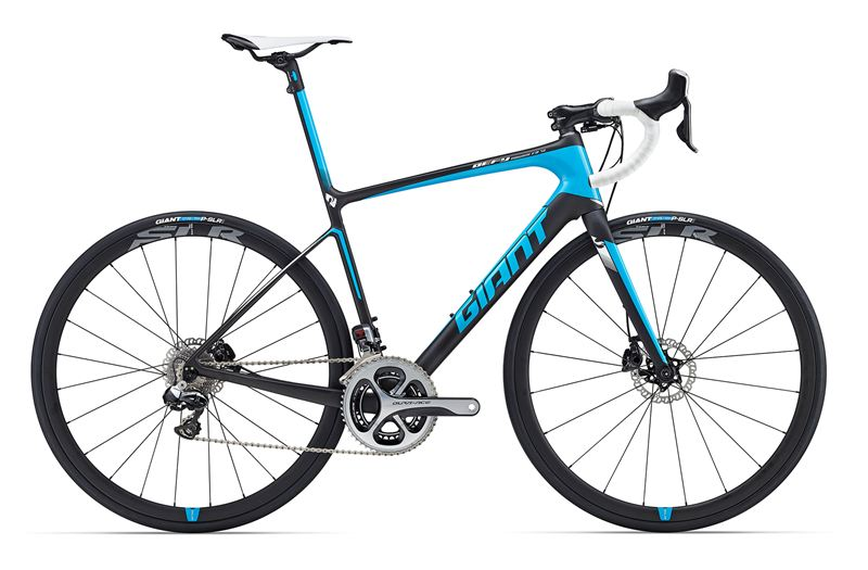 2016 Giant Gefy Advanced SL 0 £5499