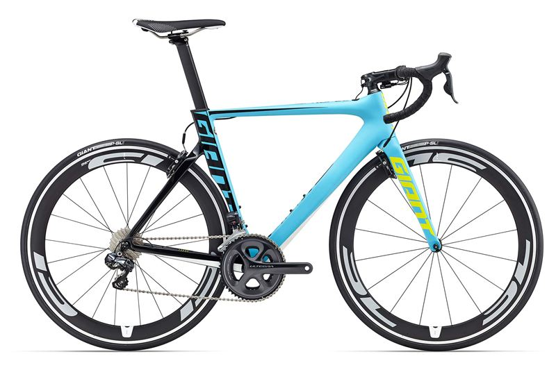 2016 Giant Propel Advanced 0 £2449