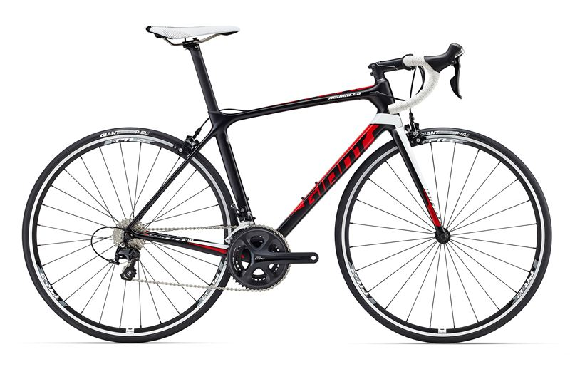 2016 Giant TCR Advanced 2 £1199