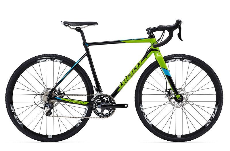 2016 Giant TCX SLR 1 £1249