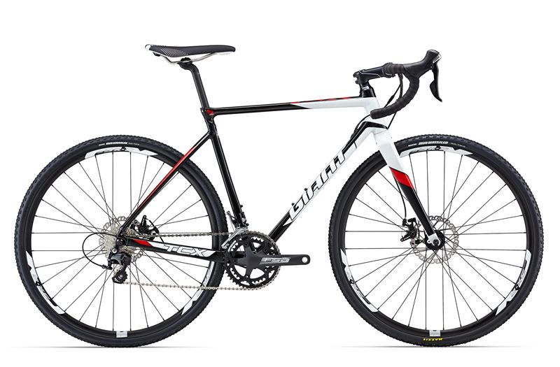 2016 Giant TCX SLR 1 £999